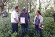"""Predios despojados por alias """"El Tigre"""" en Codazzi, fueron restituidos"""