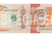 Nuevo billete de $20 mil fue lanzado en Valledupar