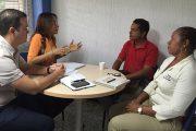 Electricaribe socializa planes de acción con Personeros de Pueblo Bello y Chimichagua