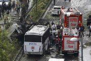 Coche bomba deja 11 muertos, 36 heridos en el centro de Estambul