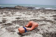 Hallan más de 100 cuerpos en Libia tras naufragio