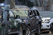 Suicida mata a al menos 14 en Kabul, dice funcionario afgano
