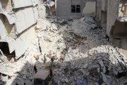 Mueren al menos 10 en ataques aéreos sobre Alepo