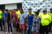 Arremetida de la Policía contra la delincuencia en Valledupar