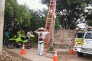 Capturado por manipulación ilegal de redes en Valledupar