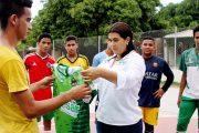 Selección de Fútbol de Salón del Cesar, lista para campeonato nacional