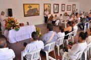 Sentida despedida al pintor 'Chicho' Ruiz