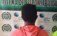 Aprehendido adolescente sindicado de abuso sexual contra menor