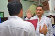 Recuperar la confianza, uno de los propósitos del nuevo gerente del Hospital Eduardo Arredondo