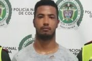 Capturado portando arma de fuego y con 7 celulares hurtados