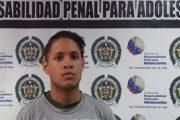 Capturado hombre por el delito de acto sexual con menor de 14 años