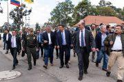 Colombia unida contra el terrorismo: Presidente Duque