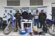 Desmantelado cristalizadero de cocaína en Aguachica