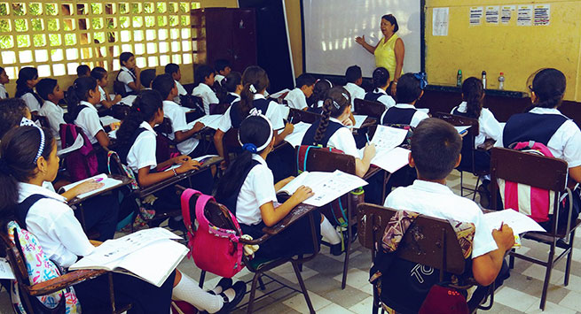 Las orientaciones sobre los materiales educativos, tarifas de matrículas y pensiones, calendario y jornada escolar para 2019