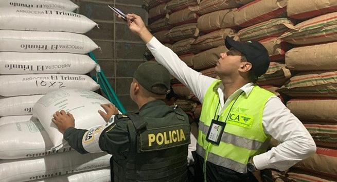 La lucha frontal contra el contrabando agropecuario en la región Caribe
