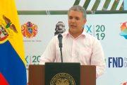 'El Estado colombiano va a utilizar todo su poder' para someter al Eln a la justicia, afirmó el Presidente Duque