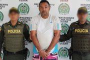 En Valledupar capturado hombre solicitado por Circular Roja de Interpol