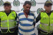 Cayó en Valledupar hombre condenado por un juez en Montería