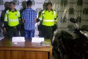 Capturadas dos personas por los delitos de receptación y tráfico de estupefacientes