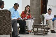 En Riohacha, Vicepresidenta conoció diagnóstico de la pobreza