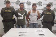 Capturadas dos personas que se dedicaban al hurto en el sector comercio de Valledupar