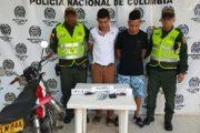 En Aguachica capturados dos presuntos atracadores