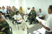 En Valledupar se analizó situación de líderes amenazados en el Cesar