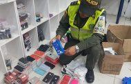 La Polfa decomisa celulares de contrabando