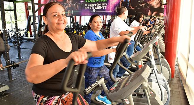 Comfacesar subsidia 300 cupos de gimnasios para personas con riesgos cardiovascular