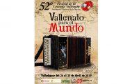 Programación oficial del 52° Festival de la Leyenda Vallenata 'Vallenato para el mundo'