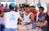 Acnur abre en Colombia centro de recepción para venezolanos