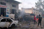 Explosión deja 10 muertos en restaurante de capital somalí