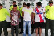 Dejaron de trinar Los Canarios; cayeron por hurto de motocicletas