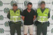 Por el delito de abigeato, capturada una persona en zona rural de Valledupar