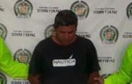 En Chiriguaná capturado hombre solicitado por abuso sexual a menor de 14 años