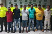 """En Valledupar, desarticulada banda delincuencial """"Los Milenios"""", dedicada al abigeato"""