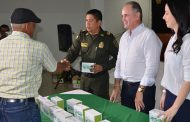 Entregados botones de pánico a líderes comunitarios de Valledupar