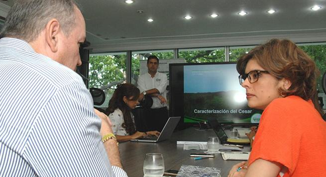 Gobernador Ovalle Angarita consiguió cofinanciación para el ICR