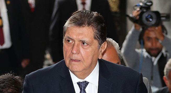 Presidente de Colombia lamenta la muerte de Alan García,