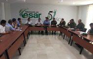 Autoridades se preparadas para brindar seguridad en las temporadas especiales en el Cesar