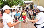 Hasta el barrio Sicarare llegó Comfacesar con su Festival Gastronómico