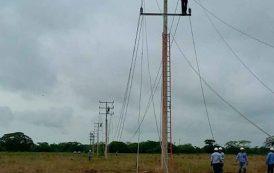 Por mejoramientos en redes eléctricas, nuevamente varias zonas del Cesar quedarán sin luz