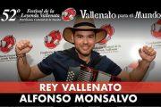 Alfonso Monsalvo, nuevo Rey Vallenato