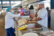 Socializan norma de higiene en pabellón del pescado con miras a la Semana Santa