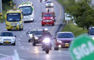 Agencia Nacional de Seguridad Vial advierte a conductores sobre los riesgos que implica adelantar en zona prohibida
