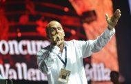 Octavio Daza Gámez es el Rey de la canción inédita
