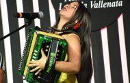 Loraine de Jesús Lara es la primera ganadora del Concurso Acordeonera Mayor