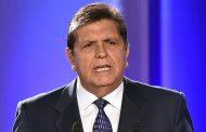 Alan García, expresidente de Perú, internado en un hospital después de que se conociera su orden de detención preliminar