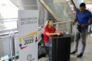 Registraduría abrirá puntos de inscripción de cédulas donde habitualmente funcionan los puestos de votación