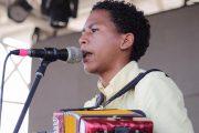 Festival Pedazo de Acordeón tiene sus reyes infantiles y juveniles